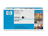 Genuine OEM HP C9730A Black Toner Cartridge (13000 page yield)