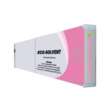 Premium Quality Light Magenta Eco-Ultra Ink compatible with Mutoh VJ-MSINK3 LM-440