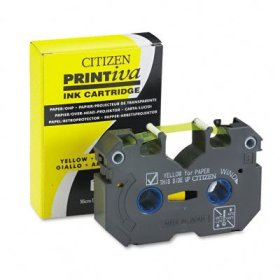 Citizen KE379040 (KE379040) Yellow OEM Ribbon