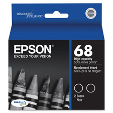 Epson T068120D2 Ink Cartridges