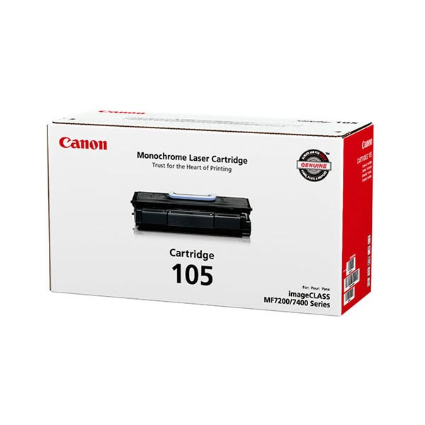 Genuine OEM Canon 0265B001AA Black Toner (10000 page yield)