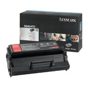 Lexmark 08A0475 Black OEM Toner Cartridge