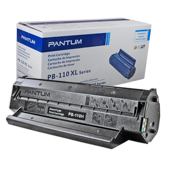 Pantum PB-110H Black OEM High Yield Laser Toner Cartridge
