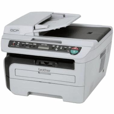Brother DCP-7040 MFP (DCP-7040) Black Multifunction Laser Printer