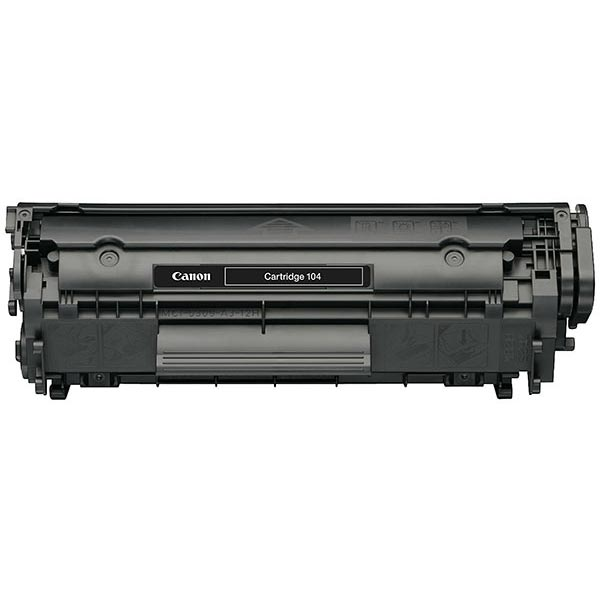 Canon 0263B001A (FX-9) Black OEM Toner Cartridge