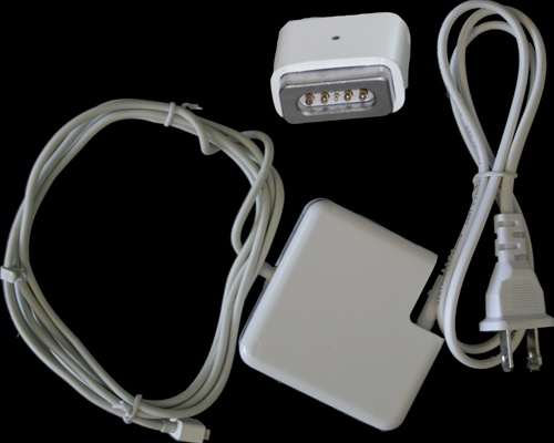 "<img src=""/Images/Recycler.gif"" height=""15"" border=""0"" width=""15""><font color=""#008000""><b>Apple AC Adapter A1184 (16.5 V, 3.65 Amp, 60 Watt, Magsafe Tip)"
