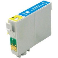 Premium Quality Cyan Inkjet Cartridge compatible with Epson T068220 (Epson 68)