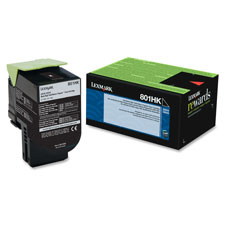 Lexmark 801/801H Toner Cartridge