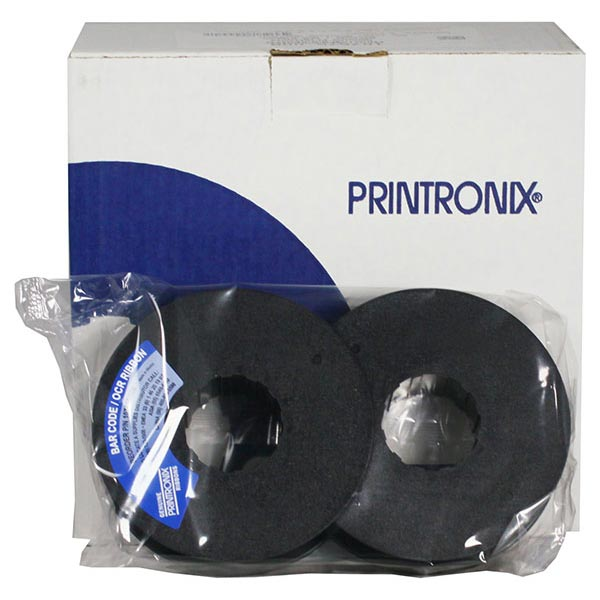 Printronix 107675-008 Black OEM Printer Ribbons (6 pk)