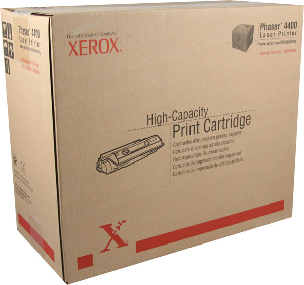 Xerox 113R628 (113R00628) Black OEM Toner Cartridge