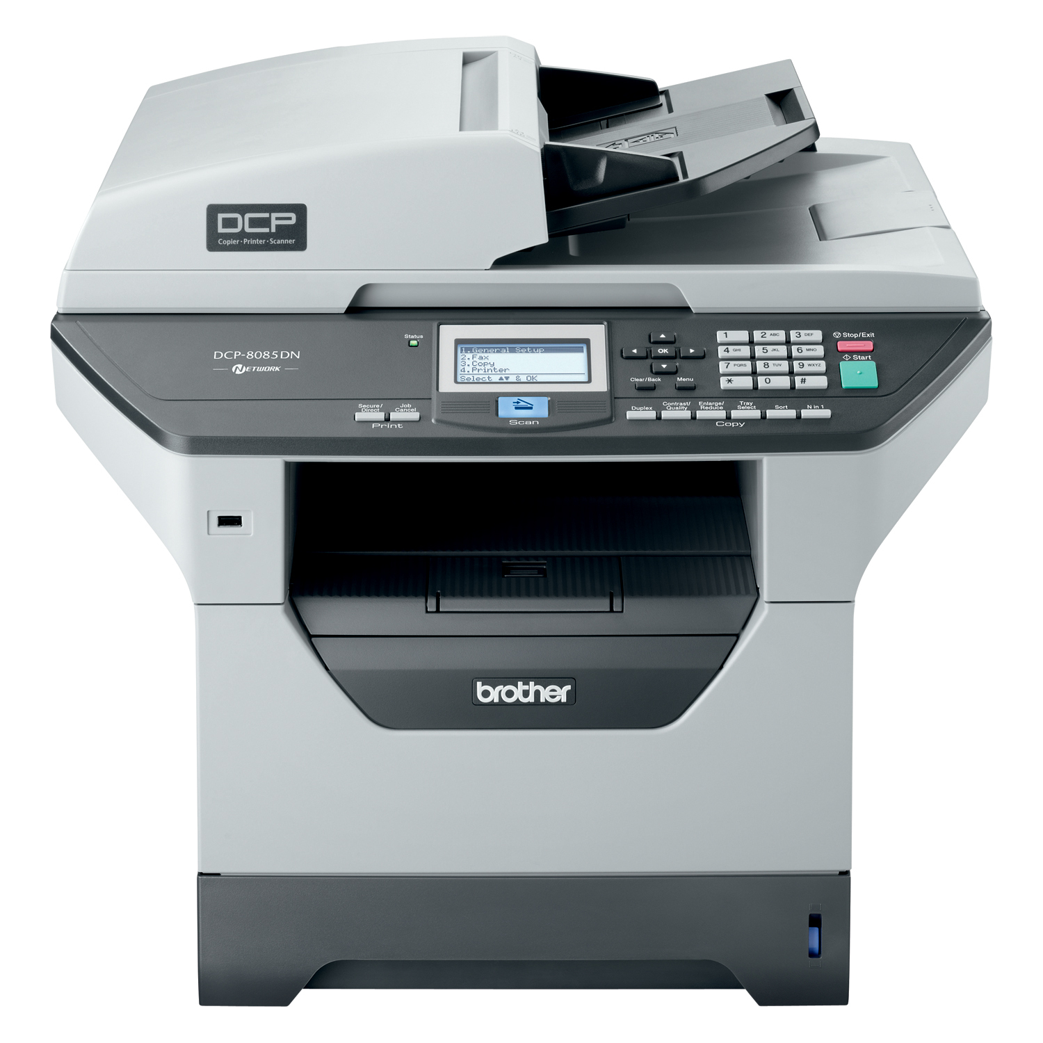 Brother DCP-8085DN MFP (DCP-8085DN) Mono Laser MFP Printer