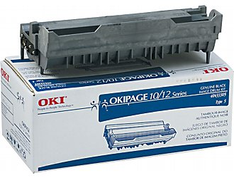 Okidata 40433305 Black OEM Toner Cartridge