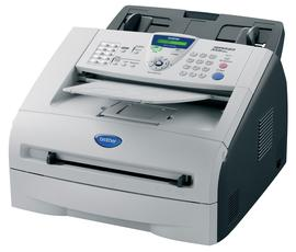 Brother IntelliFax 2920 (FAX-2920) Black Laser Printer