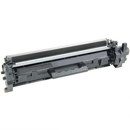 Premium Quality Black Toner Cartridge compatible with HP CF217A (HP 17A)