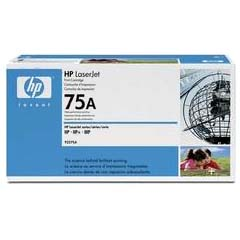 HP 92275A (HP 75A) Black OEM Toner Cartridge