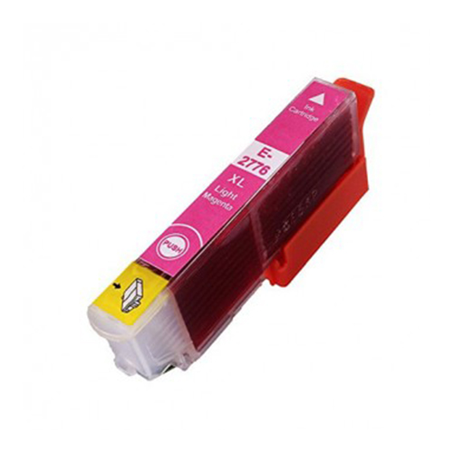 Premium Quality Light Magenta Inkjet Cartridge compatible with Epson T277XL620 (Epson 277XL)