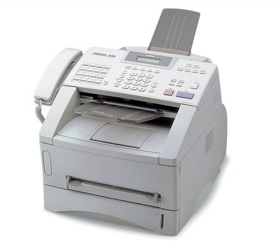 Brother IntelliFax 4100e (FAX-4100E) Black Laser Printer