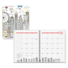 "Paint the Town Planner, 12Mths, 9-1/4""x11-1/4"", Ast  (1 EA)"