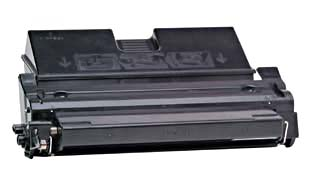 Premium Quality Black Toner Cartridge compatible with the IBM 63H2401